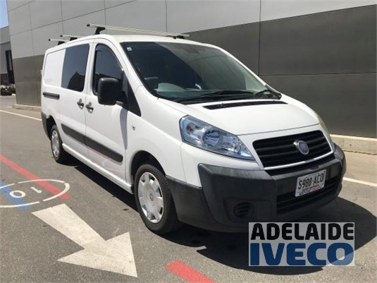 2009 Fiat Scudo Adelaide Iveco - Light Commercial for Sale