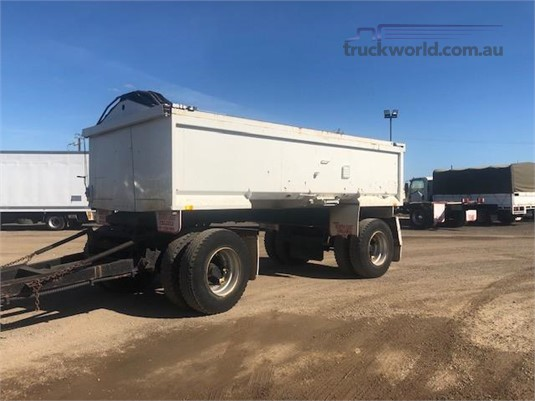2014 M & S Tipper Trailer - Trailers for Sale