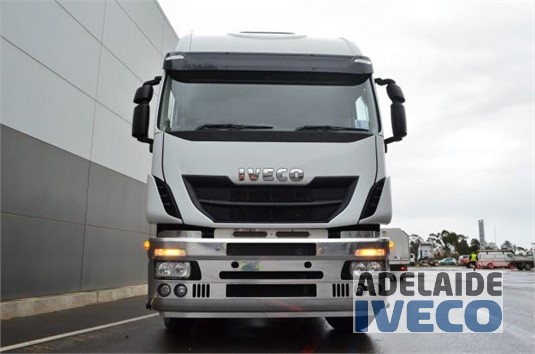 2017 Iveco Stralis ASL560 Adelaide Iveco - Trucks for Sale