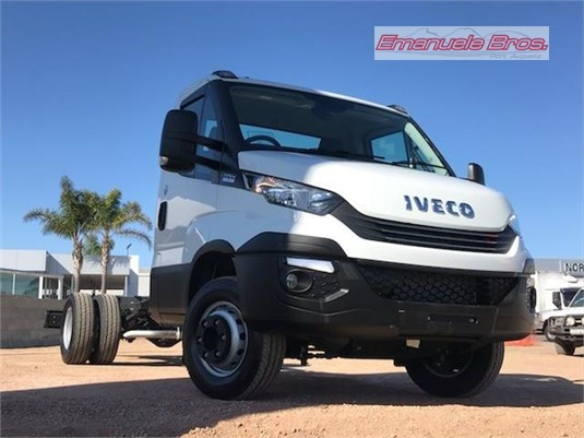 2018 Iveco Daily 70c21 Emanuele Bros Isuzu & Iveco Trucks - Light Commercial for Sale