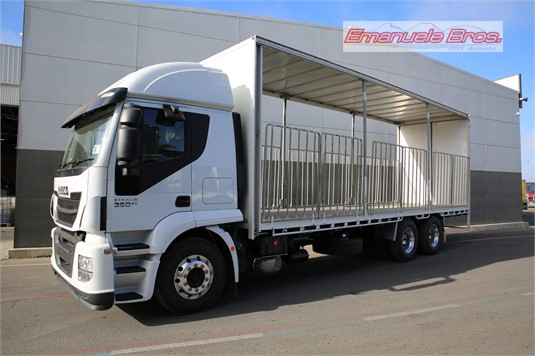2017 Iveco other Emanuele Bros Isuzu & Iveco Trucks - Trucks for Sale