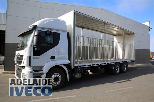 2017 Iveco other Adelaide Iveco - Trucks for Sale