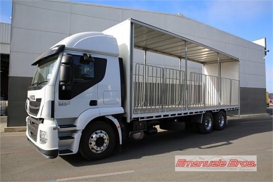 2017 Iveco other Emanuele Bros Isuzu & Iveco Trucks - Trucks for Sale