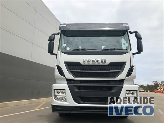 2018 Iveco Stralis ATi460 Adelaide Iveco - Trucks for Sale