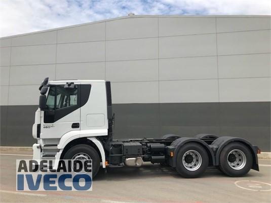 2018 Iveco Stralis ATi460 Adelaide Iveco - Trucks for Sale