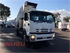 2008 Isuzu FVZ 1400 Waste Disposal