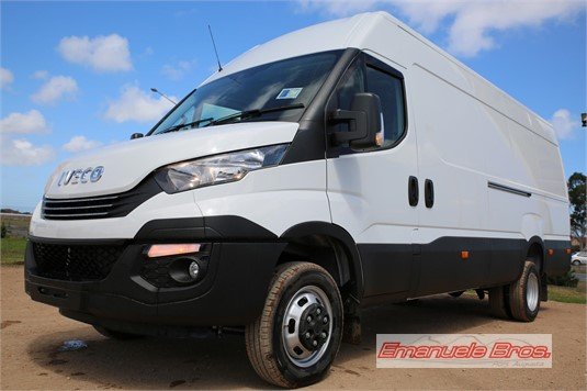 2018 Iveco Daily 50c17 Emanuele Bros Isuzu & Iveco Trucks - Light Commercial for Sale