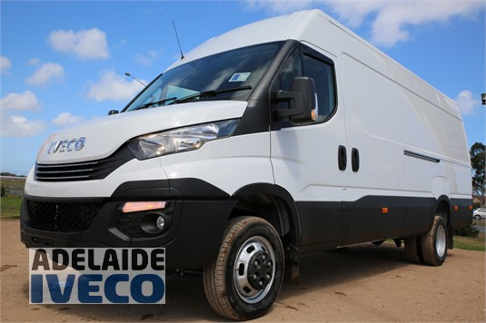 2018 Iveco Daily 50c17 Adelaide Iveco - Light Commercial for Sale
