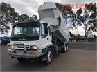 2007 Isuzu FVZ 1400 Waste Disposal