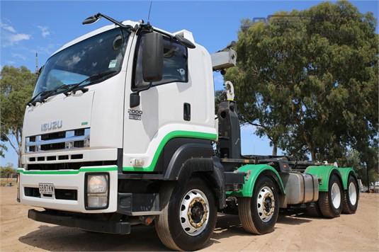 2015 Isuzu FYH 2000 - Trucks for Sale