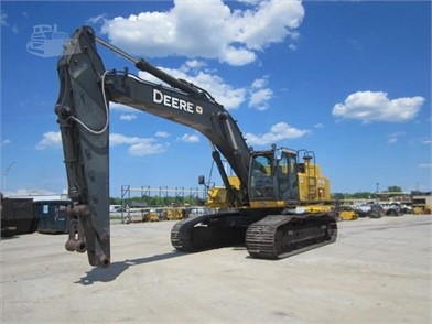 DEERE 450D Lc For Sale In East Moline, Illinois - 3 Listings
