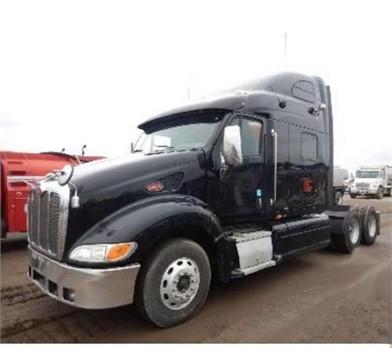 PETERBILT Conventional Trucks W/ Sleeper Online Auctions