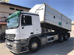 MERCEDES-BENZ ACTROS 2541  used