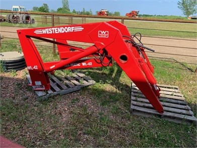 WESTENDORF Loaders For Sale In Mountain Lake, Minnesota - 11