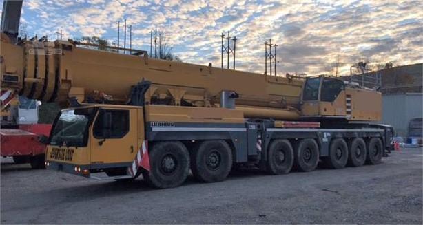 LIEBHERR LTM1400 All Terrain Cranes For Sale - 33 Listings