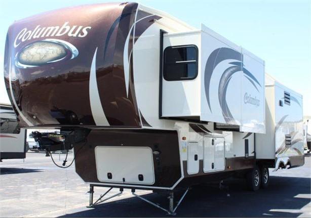 PALOMINO COLUMBUS Fifth Wheel RVs For Sale - 14 Listings