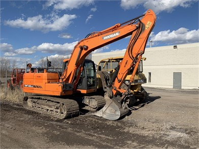 DOOSAN DX140 LC For Sale - 41 Listings | MachineryTrader com - Page