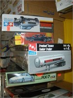 Models, Trains, RC Boats & Airplanes