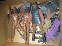 Vintage Action Figure & Collectible Toys