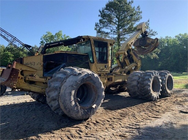 TIGERCAT 635 Forestry Equipment For Sale - 7 Listings