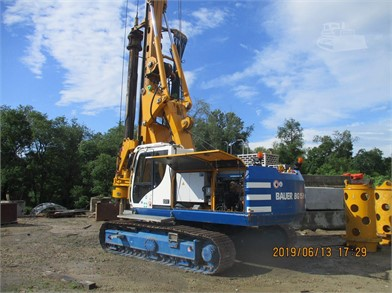 BAUER Drills For Sale - 34 Listings | MachineryTrader com - Page 1 of 2