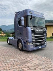 SCANIA S500  used