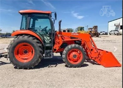 KUBOTA M7060HDC For Sale In Weatherford, Texas - 2 Listings