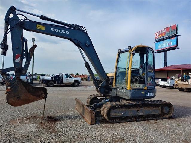 VOLVO ECR88 PLUS For Sale In El Reno, Oklahoma | MachineryTrader co uk