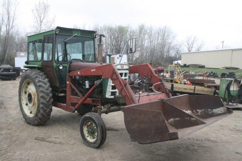 OLIVER 770 TRACTOR WITH WESTENDORF 1610 LOADER | Smith Sales LLC