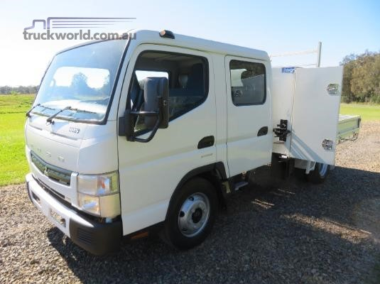 2013 Fuso Canter 815 Crew Cab - Trucks for Sale