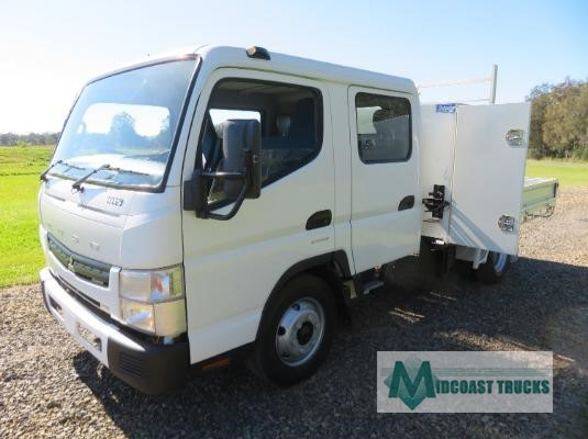 2013 Fuso Canter 815 Crew Cab Midcoast Trucks - Trucks for Sale