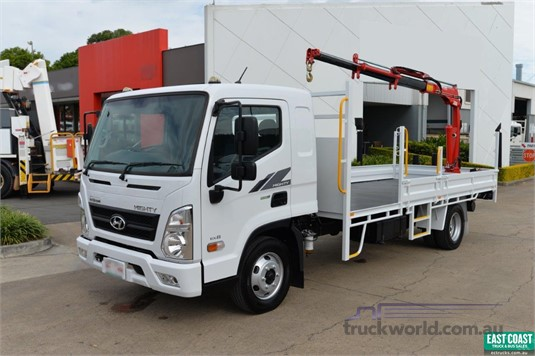 2019 Hyundai Mighty EX8 Super Cab LWB Trucks for Sale