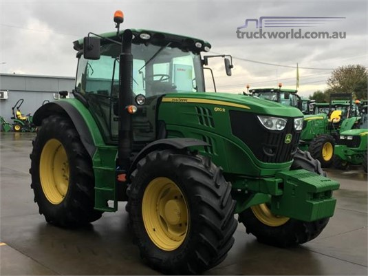 2012 John Deere 6150R - Truckworld.com.au - Farm Machinery for Sale