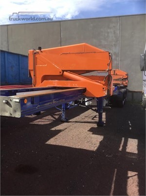 2005 Steelbro Side Lifter Hume Highway Truck Sales - Trailers for Sale
