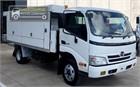 2008 Hino Dutro Service Vehicle