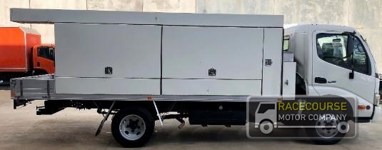 2008 Hino Dutro Racecourse Motor Company - Trucks for Sale