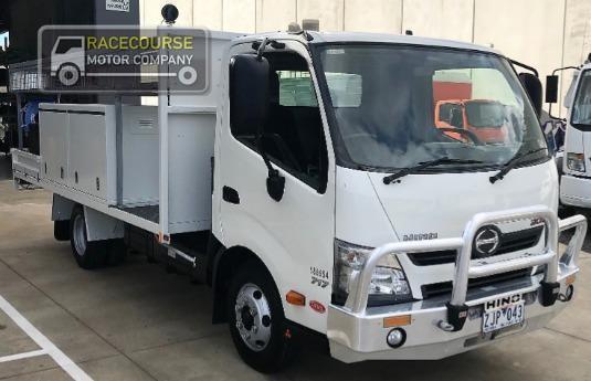 2012 Hino DUTRO 300 Racecourse Motor Company - Trucks for Sale