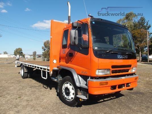 2004 Isuzu FTR 900 Long Trucks for Sale