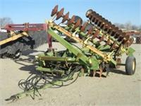 Spring Equipment Auction