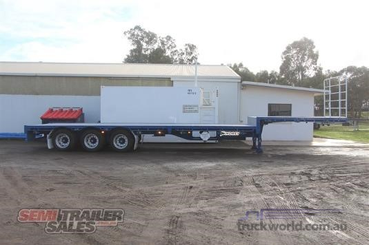 2017 Vawdrey Drop Deck Trailer - Trailers for Sale