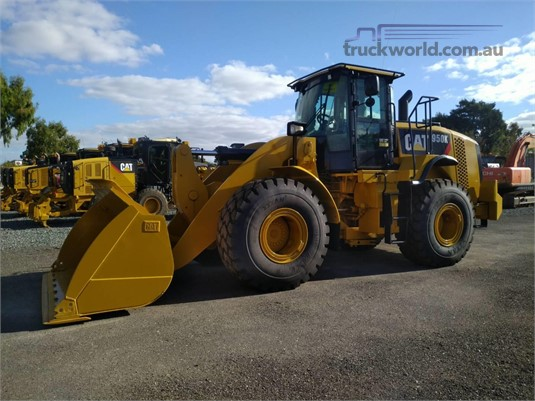 2014 Caterpillar 950K Heavy Machinery for Sale