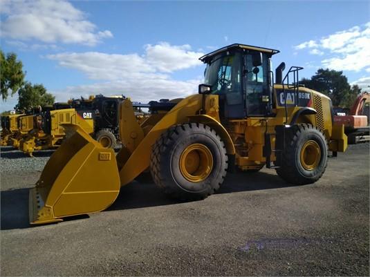 2014 Caterpillar 950K - Truckworld.com.au - Heavy Machinery for Sale