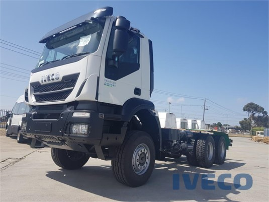 2019 Iveco TRAKKER 450 Iveco Trucks Sales - Trucks for Sale