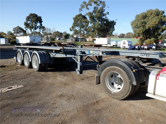 2005 Maxitrans St3 Trailers for Sale