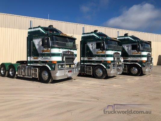 2009 Kenworth K108 Trucks for Sale