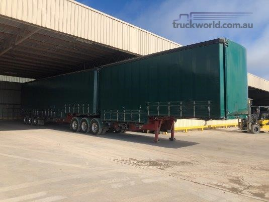 2005 Freighter Curtainsider Trailer Trailers for Sale
