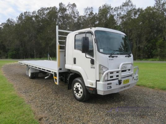 2011 Isuzu FSD 850 Long Trucks for Sale