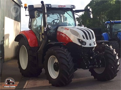 Used STEYR Tractors for sale in the United Kingdom - 6 Listings