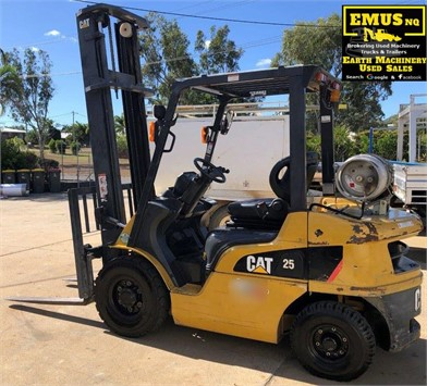 CATERPILLAR Forklifts Lifts For Sale - 1734 Listings