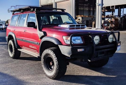 2000 Nissan Patrol 4x4 Light Commercial for Sale